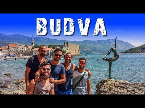 Agosto a Budva Montenegro