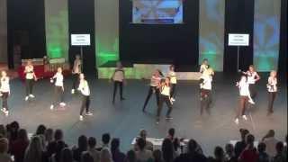 Dancecall - Dance Festival Golden Cup 2012 - Show Dance Adults Group - Final