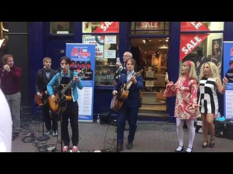All or Nothing - Small Faces Musical - Carnaby Street August 2016