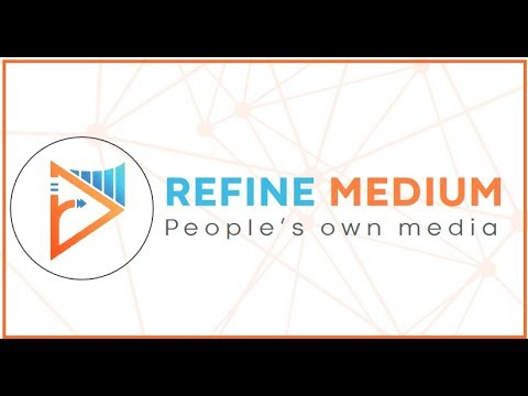 Image result for refine medium ico review
