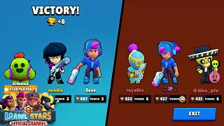 Brawl Stars Funny Moments, Updates, Glitches and Epic Fails #3