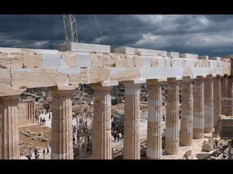 Parthenon marbles restoration - Part 1