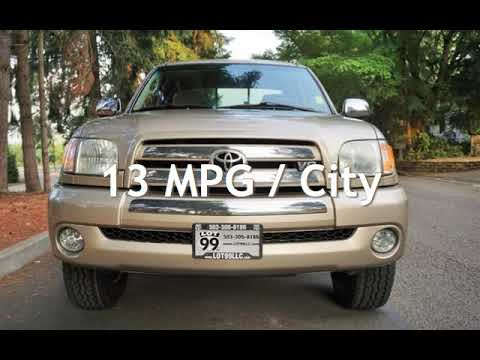 2004 Toyota Tundra 4dr Access Cab SR5 4X4 2 OWNERS Brand New Tires for sale in Milwaukie, OR