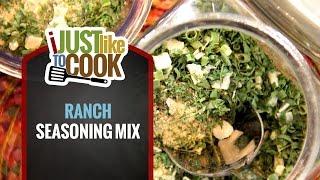 How To Make Ranch Seasoning Mix