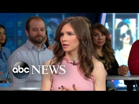 Amanda Knox opens up about social media and public shaming