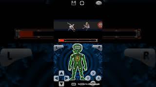 Jogando naruto ninja council 3