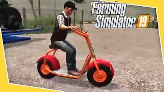#97 - MOD MOTO ELETTRICA - FARMING SIMULATOR 19 ITA RUSTIC ACRES