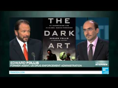 """Infiltrating the Islamic State group can be done"" says ""The Dark Art"" author Edward Follis"