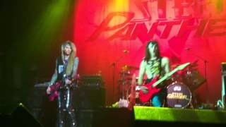 STEEL PANTHER - (HD) ASIAN HOOKER live @ glasgow o2 academy 28th march 2012