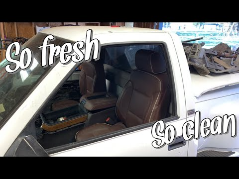 World S First High Country Obs Interior Swap Youtube