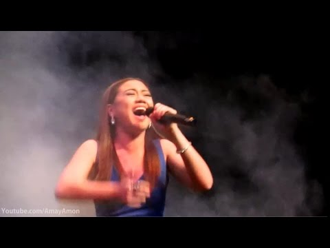Akin Ka Na Lang - Morissette Amon LIVE at the AFP Theater