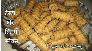 Suji snacks recipe in hindi Engineer
