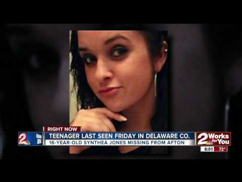 Missing Teenager In Delaware County