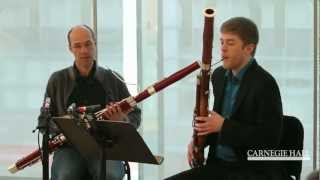 Carnegie Hall Bassoon Master Class: Shostakovich's Symphony No. 9