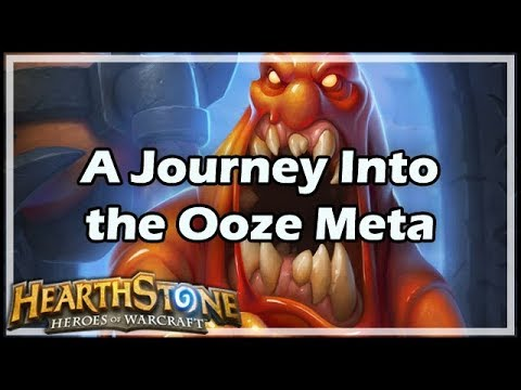 Hearthstone A Journey Into the Ooze Meta