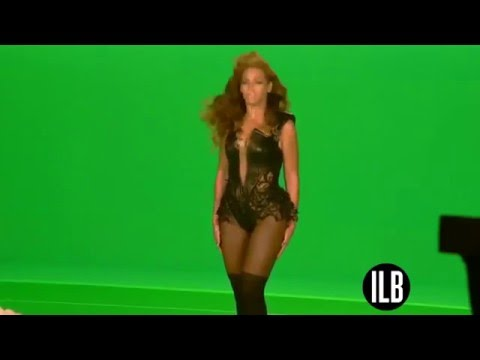 Beyonce Super Bowl 2013 - Behind The Scenes