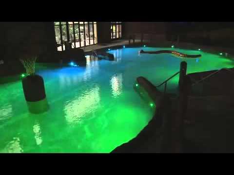 Next Step Savi Melody Led Pool Lights Youtube