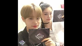 JYP Trainees Reunite| ITZY Yeji And Lee Dae Hwi Talk About Reuniting 3 Years Later  #LOWI
