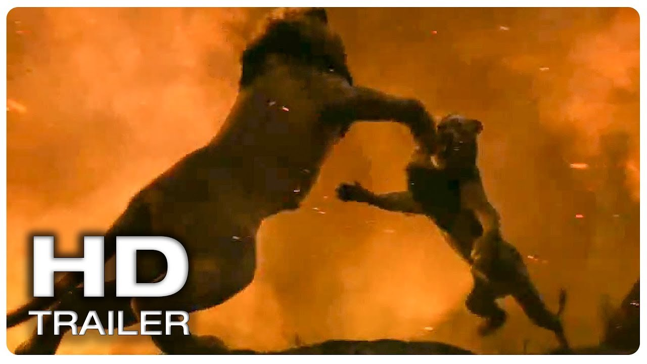 THE LION KING Simba Destroys Scar Fight Scene Trailer (NEW 2019) Disney Live Action Movie HD