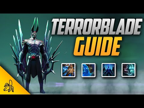 How To Play Terrorblade Effectively | 2.4k TB Carry Coaching Session | BSJ Dota 2 V7.25