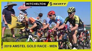 TRENTIN GETS IN THE ACTION I 2019 AMSTEL GOLD RACE - MEN