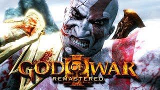 God of War 3 Remastered Gameplay German PS4 #01 - Poseidon