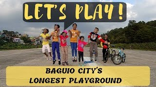 LOAKAN AIRPORT BAGUIO CITY'S LONGEST PLAYGROUND (Visit it now while it is still open to the public)