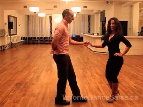 Toronto Dance Salsa Intermediate Salsa Combination #42