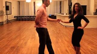 Toronto Dance Salsa Intermediate Salsa Combination #42