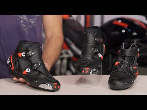 Sidi Speedride Boots Black