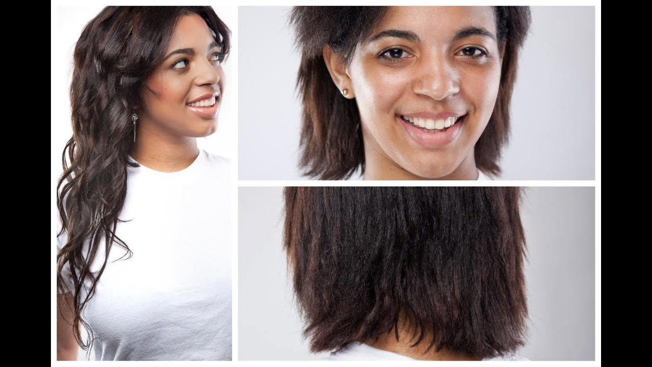 Clip On Hair Pieces For Black Women