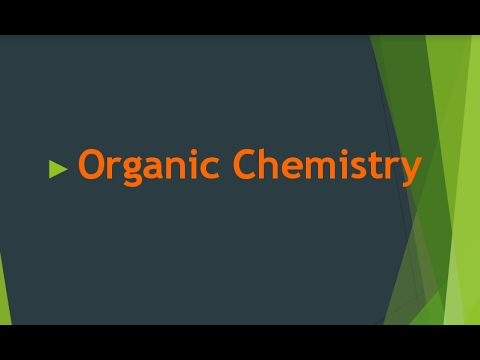 Chapter 7 Organic Chemistry, Second Year Class - Sindh Board Chemistry Class XII in Urdu And Hindi
