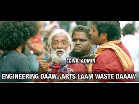 Arts College Vs Engineering College  Comedy