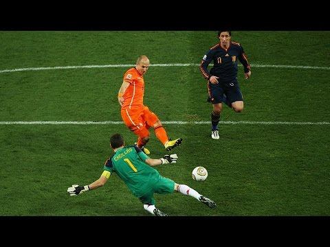 Top 10 Most Important Goalkeeper Saves in football history