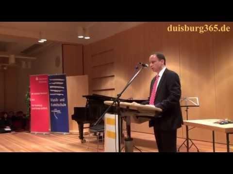 Foerderpreis Jugend musiziert 2015 der Sparkasse Duisburg verliehen