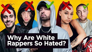 Why Are White Rappers Usually Hated? thumbnail