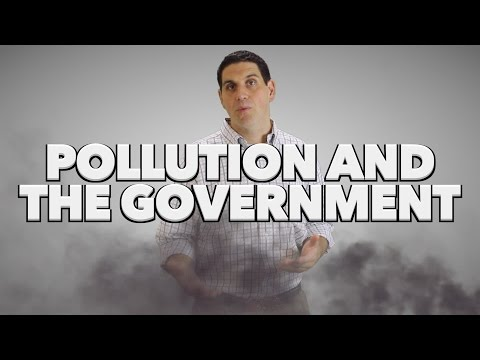 Pollution, the Government, and MSB=MSC- Microeconomics Topic 6.2