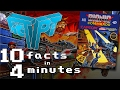 10 Bionic Commando Facts in 4 Minutes - The Fact Pit