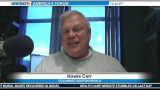 Howie Carr- Howie Carr of the Boston Herald discusses