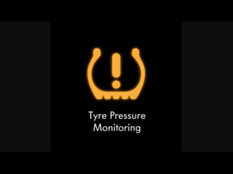 Vauxhall Opel Astra K Mokka Tyre Pressure Warning System Reset Adjust New Model mark 7 tps Fault