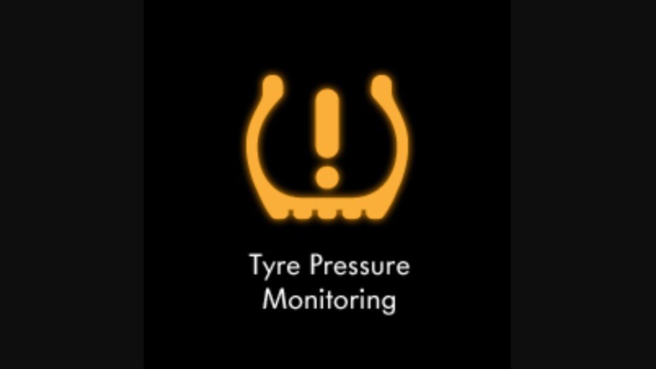 Vauxhall Opel Astra K Mokka Tyre Pressure Warning System ...
