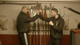 Fat San Pak Mei classic move explanation  #1 佛山 白眉拳