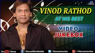Vinod Rathod : At His Best || Bollywood Most Romantic Songs Video Jukebox