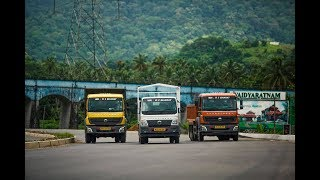 BharatBenz celebrates 5 years in India | High Five Rally