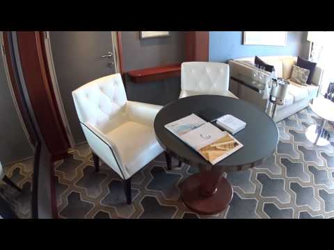 Crystal Serenity Penthouse Suite Tour