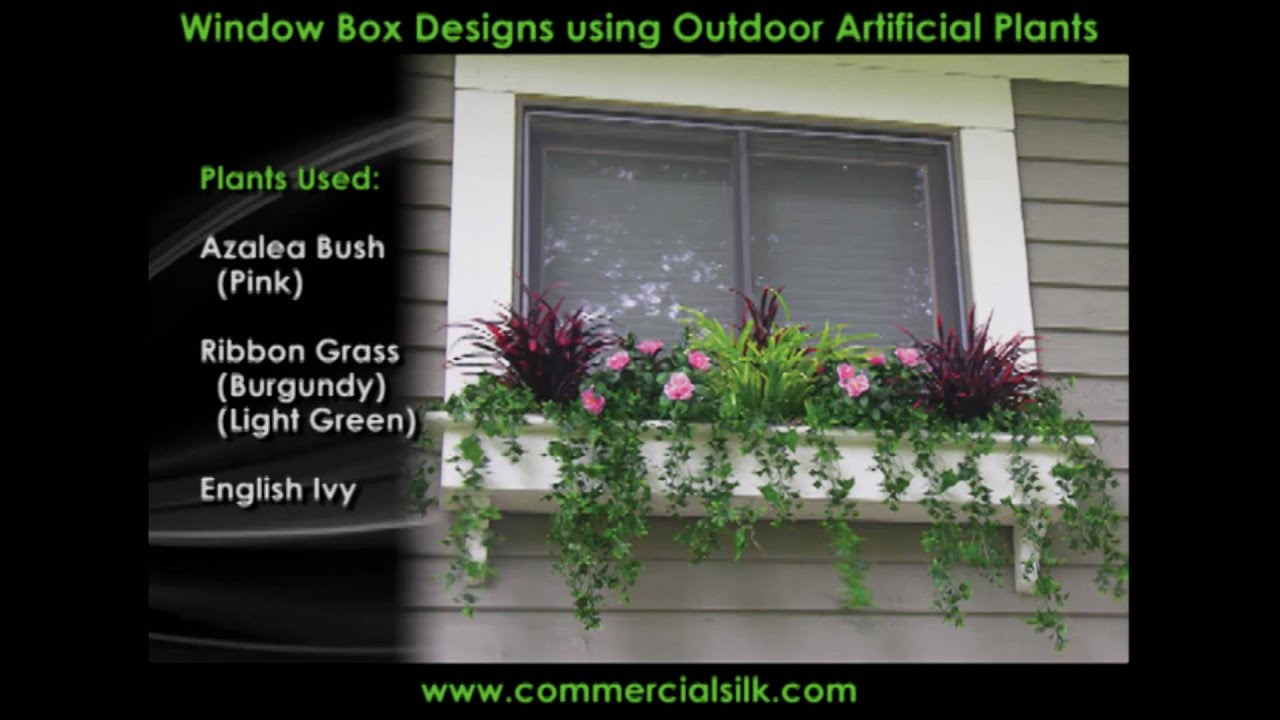 Outdoor Artificial Flowers A
