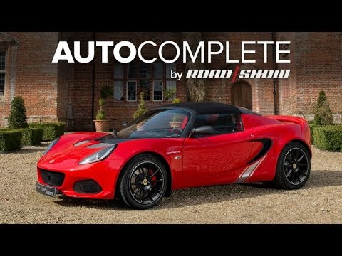 autocomplete lotus elise sprint goes on one serious diet youtube. Black Bedroom Furniture Sets. Home Design Ideas