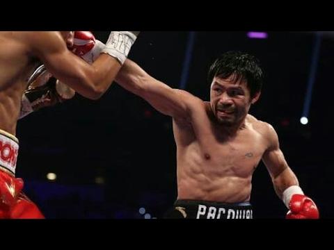 Pacquiao vs Vargas highlights HD