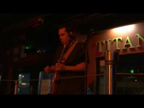 Albert Castiglia @ Titanic Brewery - 2-10-2017 - Drowning At The Bottom (Cover)