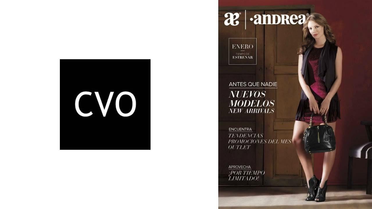 Catálogo Andrea ENERO 2017